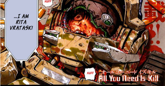 all you need is kill manga romana